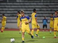 Công Phượng - Tuấn Anh luyện công, sẵn sàng chơi chung kết King's Cup với Curacao