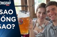'Xỉn' với dàn sao Bayern tại lễ hội bia lớn nhất hệ mặt trời