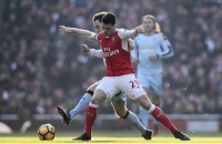 Arsenal 2-1 Burnley (Vòng 22 Premier League)