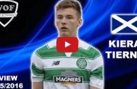 Lí do Man United quyết mua Kieran Tierney của Celtic