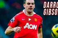 Tất cả các bàn thắng và kiến tạo của Darron Gibson cho Man United