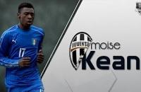 Moise Kean, người tiên phong trong thế hệ 2000 tại Juventus