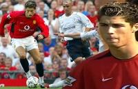 Vào ngày này |16.8| Ronaldo và lần đầu cho Man United