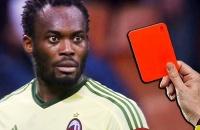 Những chiếc thẻ đỏ 'hài hước' nhất bóng đá