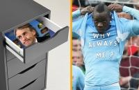 Bí mật về chiếc ngăn kéo của Balotelli tại Man City