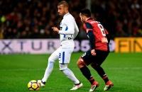 Highlights: Genoa 2-0 Inter (Vòng 25 Serie A)