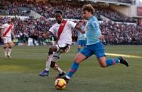 Highlights: Rayo Vallecano 0-1 Atletico Madrid (La Liga)