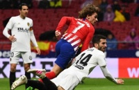 Highlights: Atletico Madrid 3-2 Valencia (La Liga)