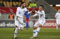 Highlights: Hy Lạp 0-3 Italia (Vòng loại EURO 2020)