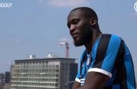 Video ngày đầu của Lukaku tại Inter