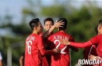 Highlights: U22 Việt Nam 6-1 U22 Lào (SEA Games 30)