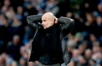 Pep Guardiola nói về trận thua trước Man United