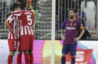 Highlights: Barcelona 2-3 Atletico Madrid