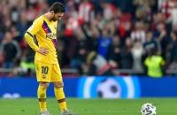 Thua Athletic Bilbao, Barcelona chia tay Cúp nhà Vua