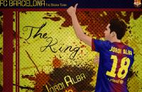 Jordi Alba và hành trình đến thành công