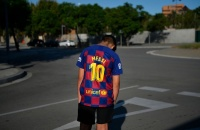 Barcelona vắng Messi trong ngày hội quân chuẩn bị cho mùa giải 2021