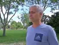 NHM nghẹn ngào với nước mắt của Mourinho