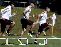 Dàn sao Milan tự tin hướng đến chiến thắng thứ 4 liên tiếp