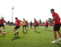 Tập luyện điên cuồng, Atletico quyết tâm kéo sập pháo đài Emirates