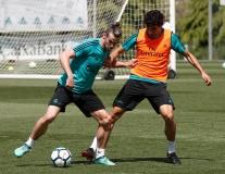 Ronaldo tịt ngòi, Zidane đặc cách cho nghỉ tập
