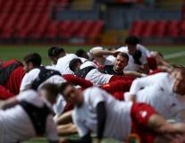 Tập luyện cật lực, Liverpool sẵn sàng 'chiến' Real Madrid