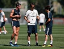 Gareth Bale theo sát sự chỉ dẫn của ông thầy mới