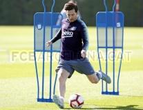 Messi lo âu hướng về trận đại chiến Brazil vs Argentina