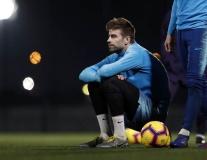 Dàn sao Barca căng thẳng trước lịch thi đấu khó nhằn