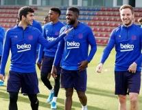 Phản ứng của sao Barca trước tin đồn chuyển sang Ngoại hạng Anh