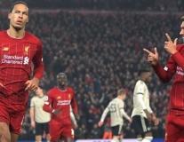 5 thống kê 'vô đối' của Liverpool mùa này