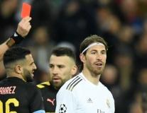 Sergio Ramos phá vỡ sự im lặng sau tấm thẻ đỏ