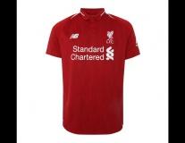 Liverpool công bố mẫu áo mới