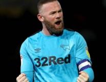 Rooney ghi bàn ra mắt, CLB dính thẻ đỏ thua đội bét bảng