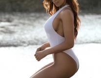 Top 20 nàng Ring-girl sexy nhất thế giới (Kì 3): Jessa Hinton