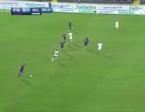 Fiorentina 0-0 AC Milan (vòng 6 Serie A)