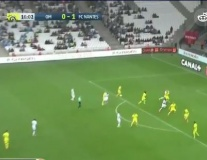 Marseille 2-1 Nantes (vòng 7 Ligue 1)