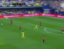 Villarreal 3-1 Osasuna (vòng 6 La Liga)