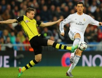 Màn trình diễn của Cristiano Ronaldo vs Dortmund