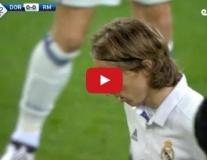 Màn trình diễn của Luka Modric vs Borussia Dortmund