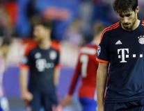 Atletico Madrid 1-0 Bayern Munich (vòng bảng Champions League)