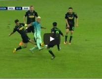 Màn trình diễn của Neymar vs Borussia Monchengladbach