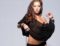 Vẻ ngoài như siêu mẫu của nữ võ sĩ Jordan McDonald