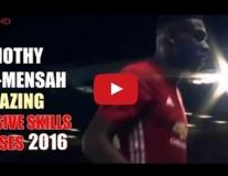 Timothy Fosu-Mensah - tương lai của hàng thủ Man United
