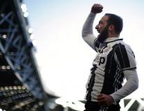 Chùm ảnh: Juventus trở lại, nhẹ nhàng bắn hạ 'Đại Bàng' Lazio