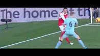 Màn trình diễn của Mesut Oezil vs Burnley