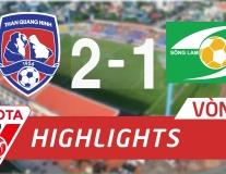 Than Quảng Ninh 2-1 Sông Lam Nghệ An (Vòng 6 V-League 2017)