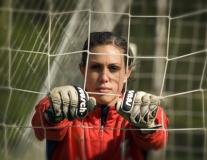 Angela Christ - Nữ hộ pháp án ngữ khung thành đội tuyển Hà Lan