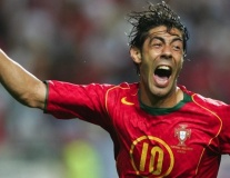 Rui Costa - số 10 huyền thoại của Bồ Đào Nha