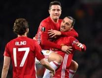 Toàn bộ 24 bàn của Ibrahimovic cho Manchester United