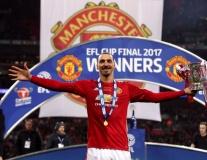 Khoảnh khắc lên ngôi vô địch của Man Utd tại League Cup